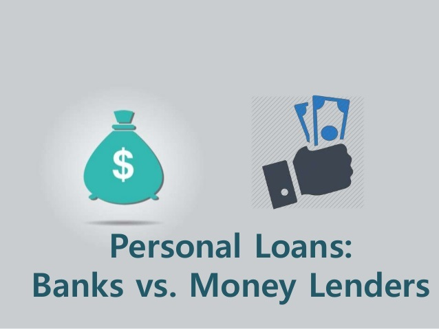 Money Personal Loans : Differences between taking loan from licensed moneylenders